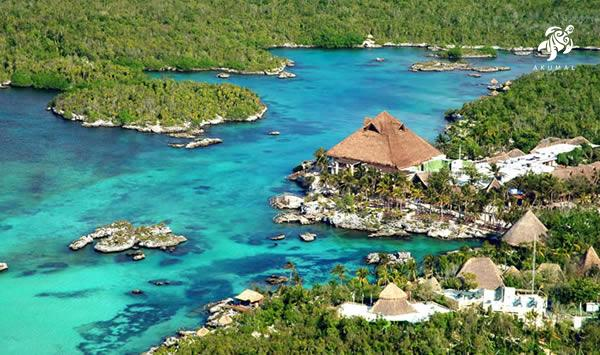 The Maya Riviera has many eco-parks, some with themes