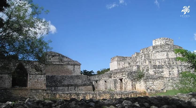 Maya cities were complex with outstanding architecture