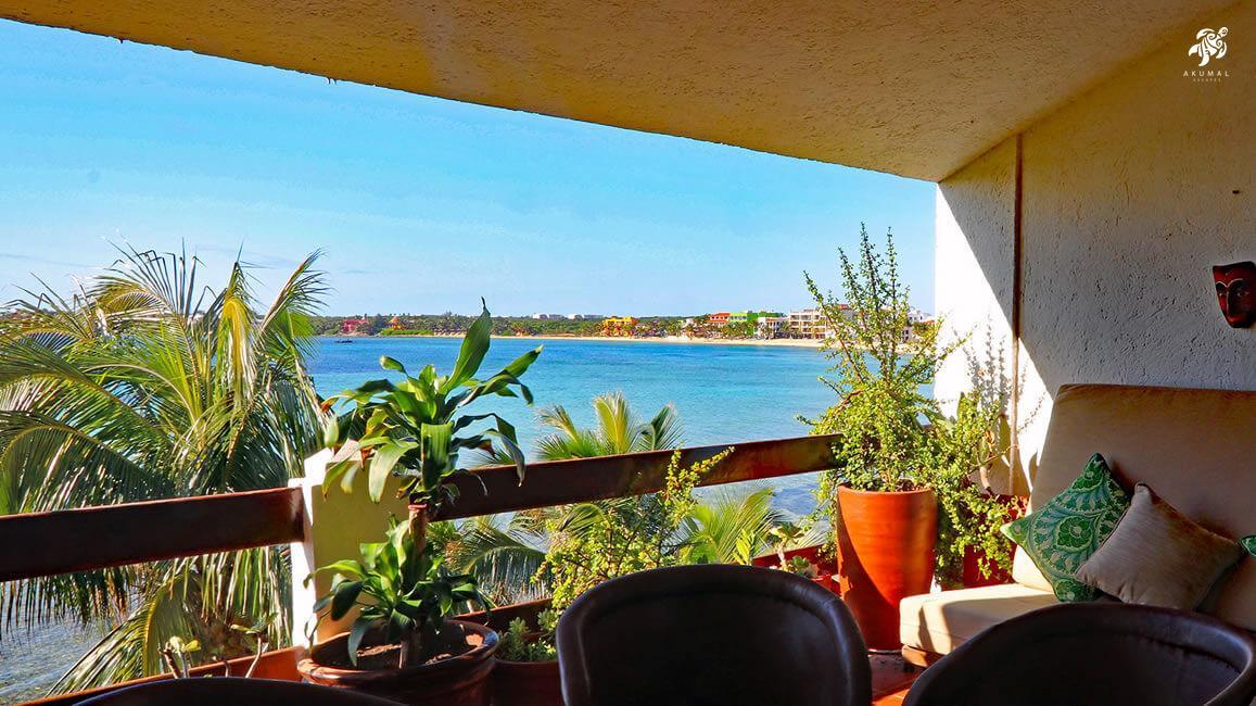 Azul Cielo, La Sirena #12, 270 degree views of Half Moon Bay from the expansive beach porch