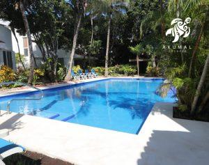 Another view of our gorgeous pool