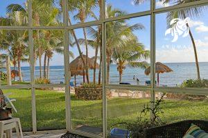 Seascape, La Sirena 1: A Fabulous Beach View from Seascapes Screened Beach Porch Patio