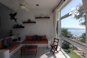 Tranquility, La Sirena #8, HUGE High Ceilings and Window Walls Make Tranquil Views