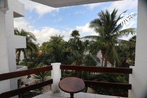 Tranquility, La Sirena #8, The master bedroom's patio with seating and views