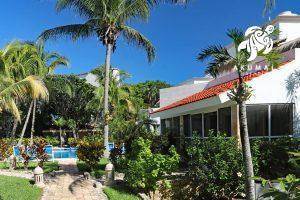 Villa Jardin, La Sirena #16, a standalone villa in the central Maya Riviera nestled in tropical gardens next to a pool