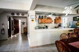 Villa Jardin, La Sirena #16, Your view upon opening the front door shows the very open floor plan
