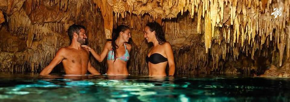 Cenote Visits